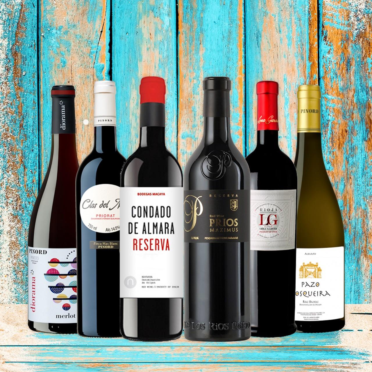Premium - Weinbox Spanien