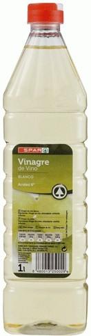 Weißweinessig - Vinagre de Vino Blanco