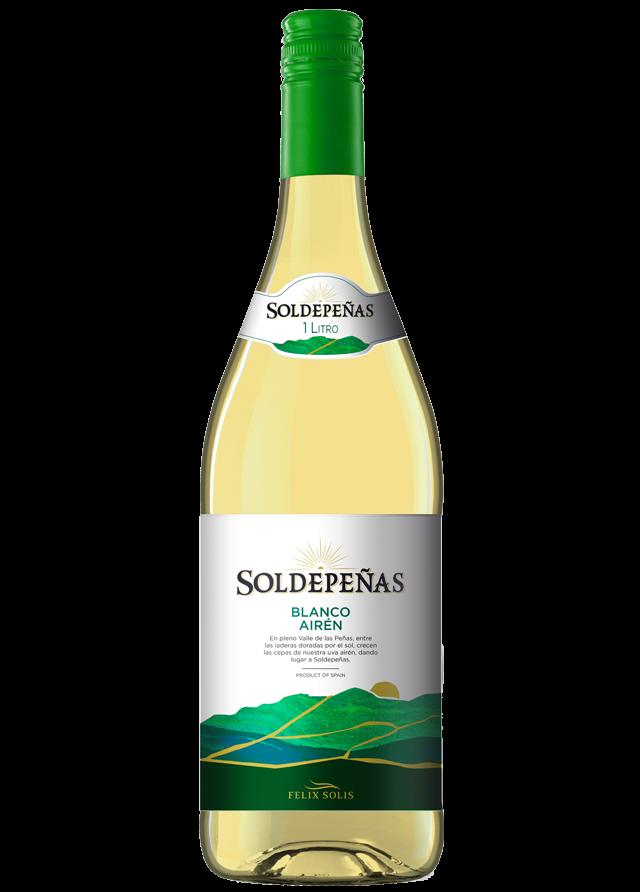 Soldepeñas Blanco - Weißwein - Valdepeñas - Spanien