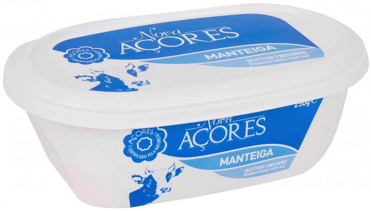 Butter mit Salz - Manteiga com Sal Nova Açores