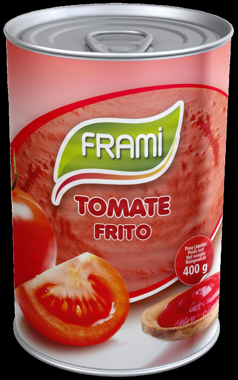 Gebratene Tomatensauce - Tomate Frito 400gr. - Frami - Portugal