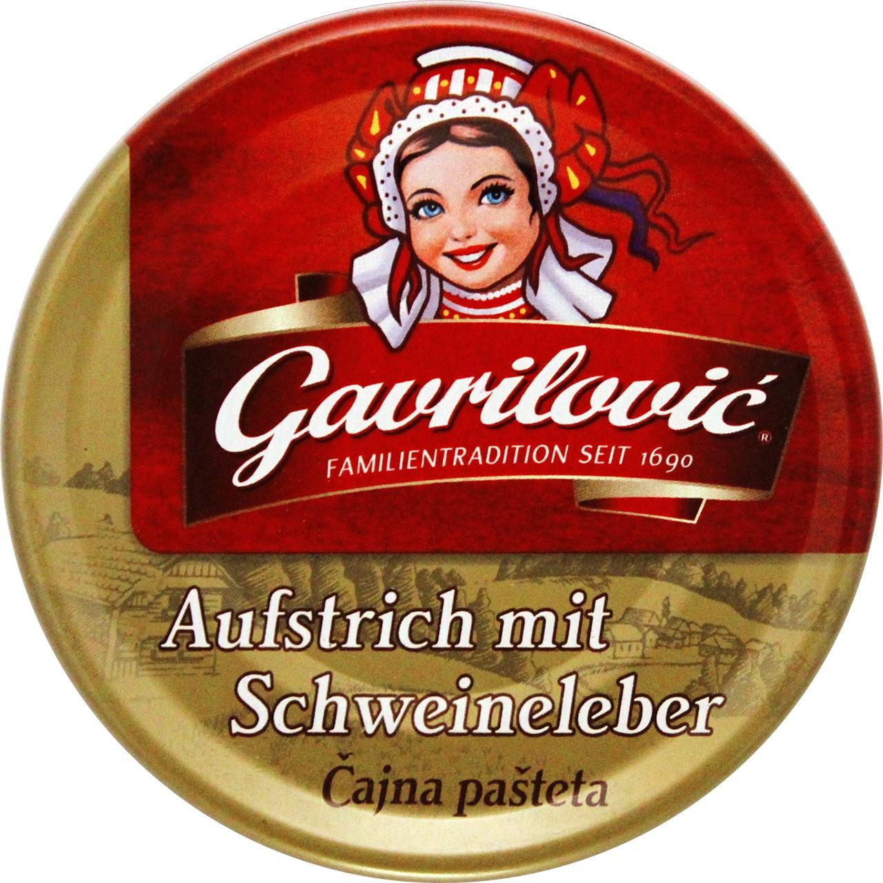 Teewurst Pastete Schwein - Čajna pašteta