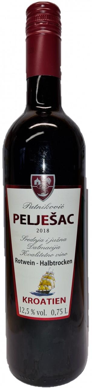 Putnikovic Peljesac 0,75 Ltr.