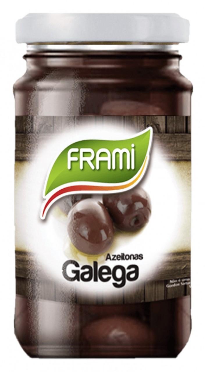 Galizische Oliven - Azeitona Galega Frami