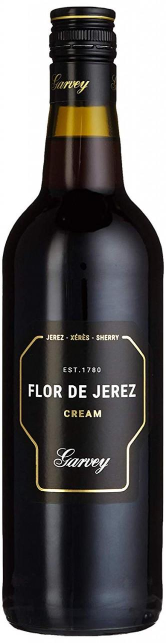 Sherry Flor de Jerez Cream Likörwein