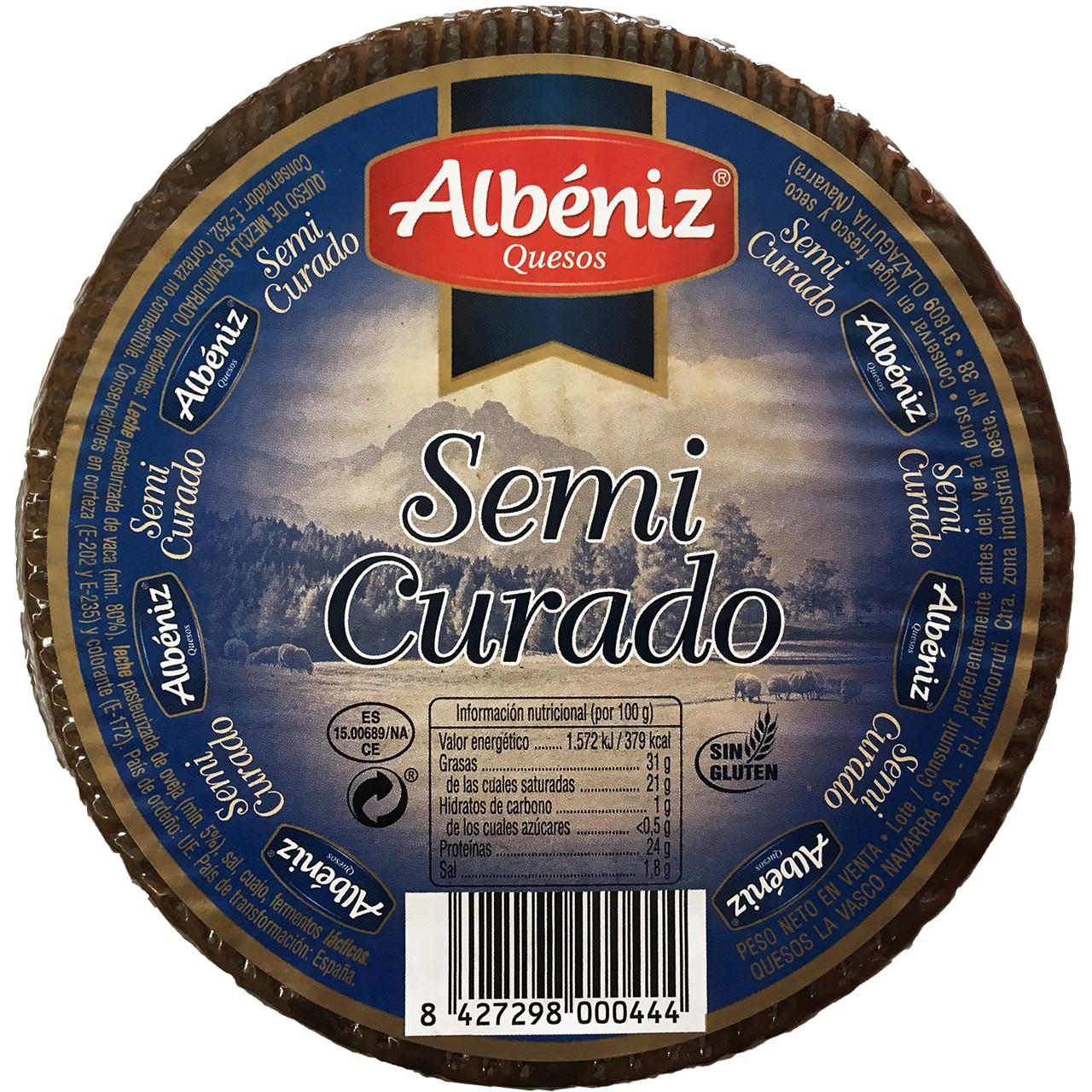 Mischkäse Albeniz 900 gr.