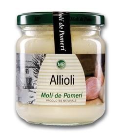 Knoblauchsosse - Salsa Allioli