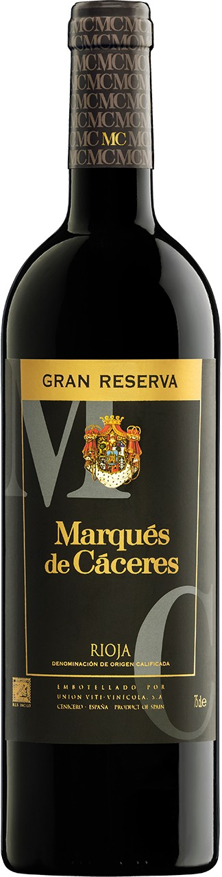Marques de Caceres Gran Reserva Tinto - Rotwein - Rioja - Spanien