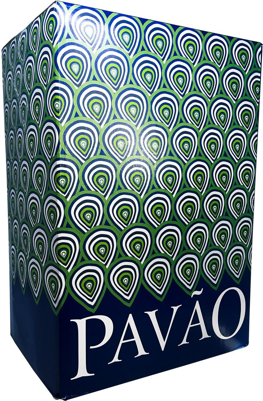 Pavão Branco 5 Ltr. - Weißwein - Bag in Box - Vinho Verde - Portugal