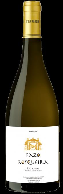 Pazo Rosqueira Blanco - Weißwein - Rías Baixas - Spanien