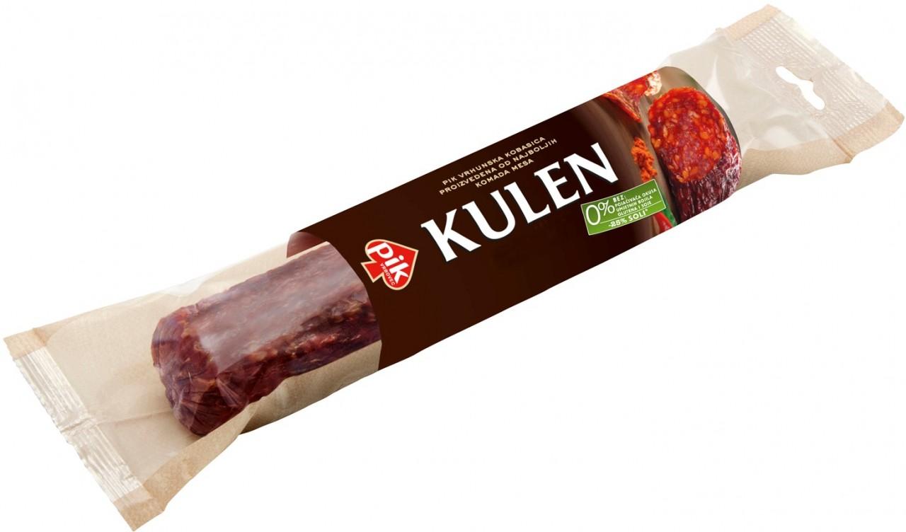 Pik Kulen 330gr. - Paprikawurst - Dauerwurst - PIK - Kroatien