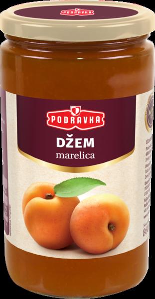 Aprikosenmarmelade - Domaća marmelada marelica