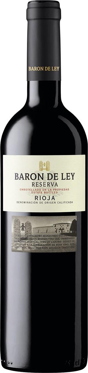 Baron de Ley Reserva Tinto - Rotwein - Rioja - Spanien