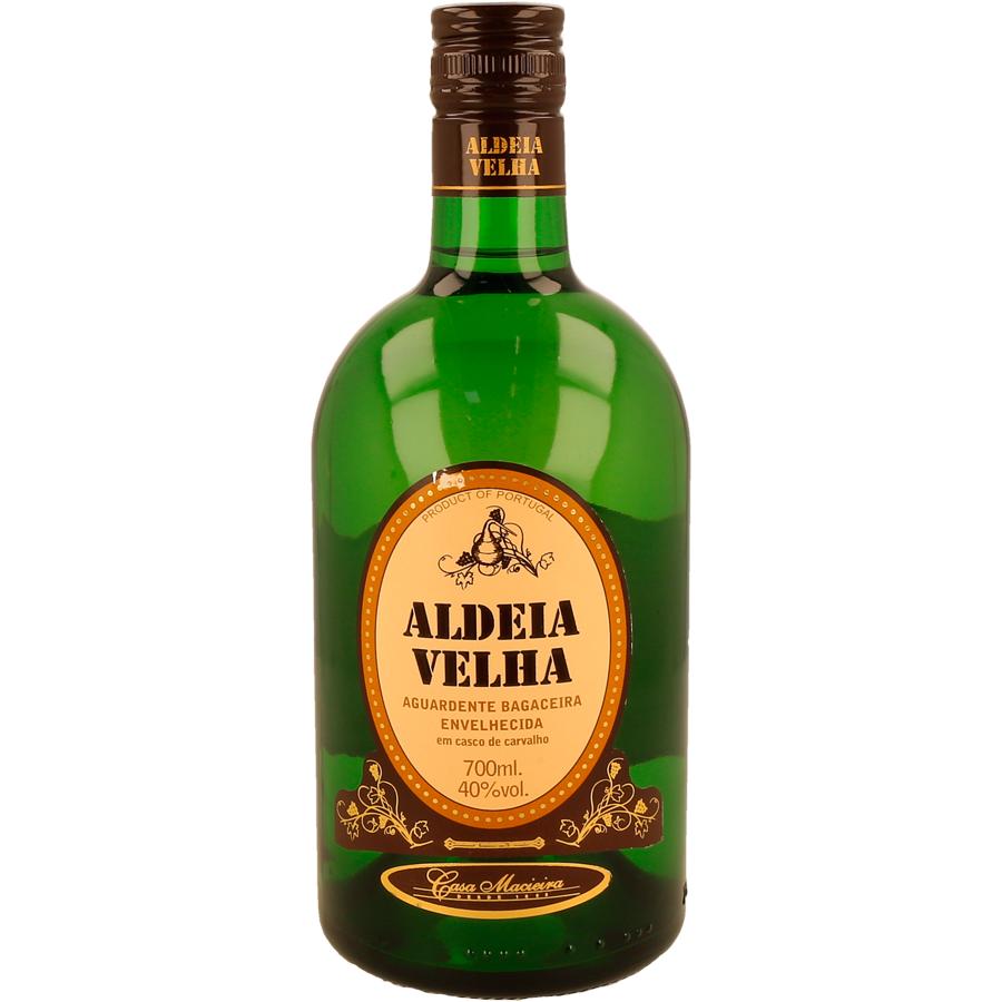 Tresterbrand - Aguardente Aldeia Velha