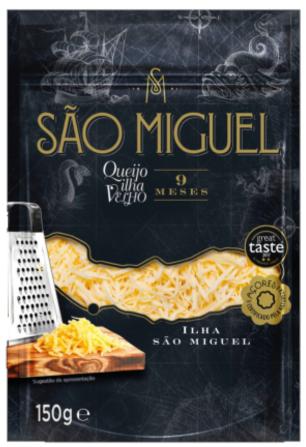 Queijo Ilha São Miguel Ralado 9 Meses - Geriebener Käse 150gr.