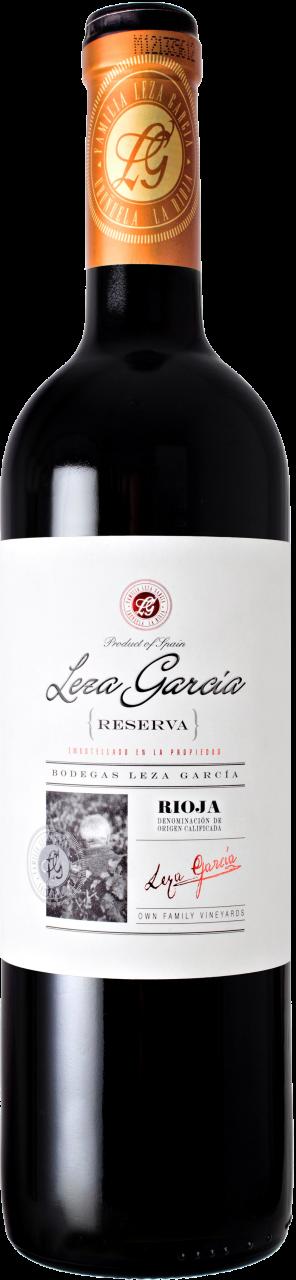 Leza Garcia Reserva Tinto
