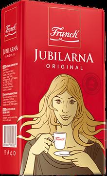 Gemahlener Röstkaffee Jubilarna - Mljevena kava Jubilarna 250gr. - Franck - Kroatien