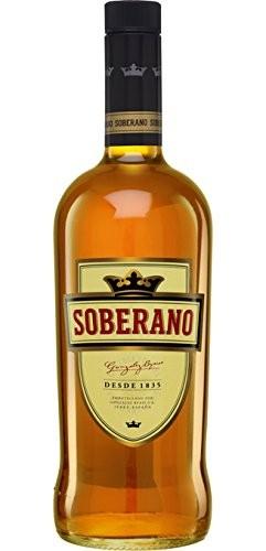 Brandy Soberano Solera Reserva - Spanien