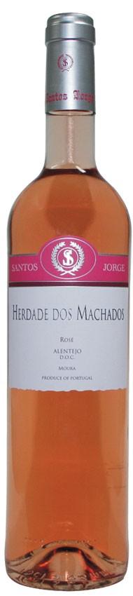 Herdade dos Machados Rosé - Rosewein - Alentejo - Portugal