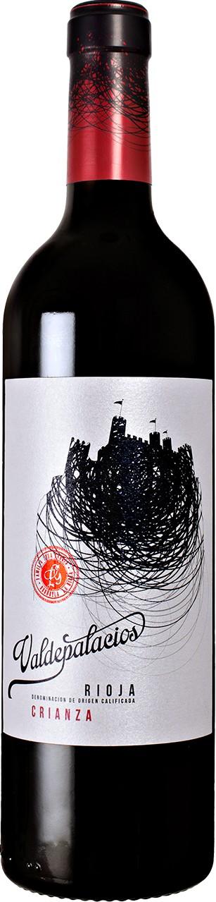 Valdepalacios Crianza Tinto - Rotwein - Rioja - Spanien