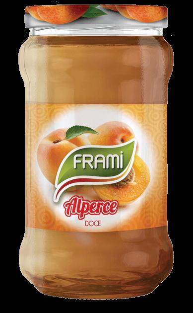 Aprikosenkonfitüre - Doce de Alperce Frami