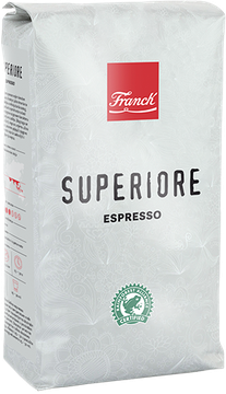 Röstkaffee Espresso Superiore - Kava Superiore Franck 1 Kg - Kroatien