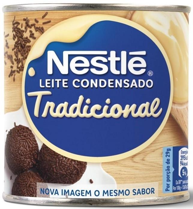 Gezuckerte Kondensmilch - Leite Condensado - Nestle - Portugal
