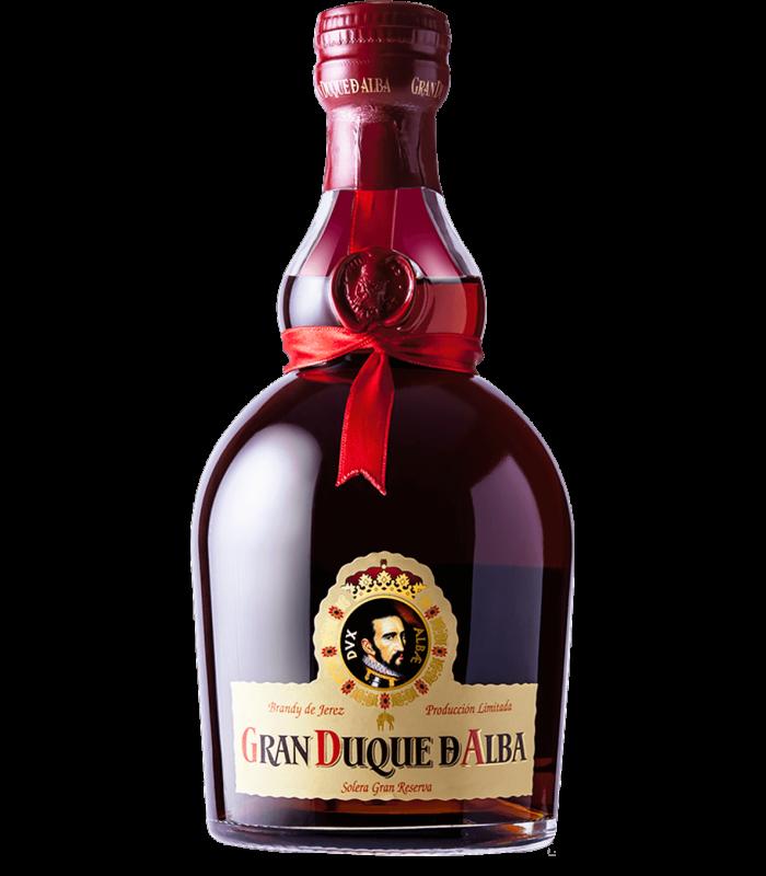Brandy Gran Duque de Alba Solera Gran Reserva