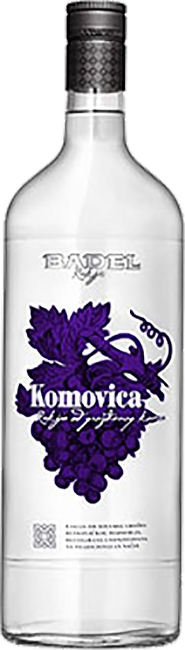 Komovica-Tresterbrand Badel