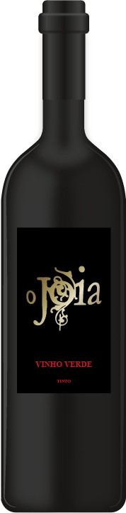 O Joia Tinto - Rotwein - Vinho Verde - Portugal
