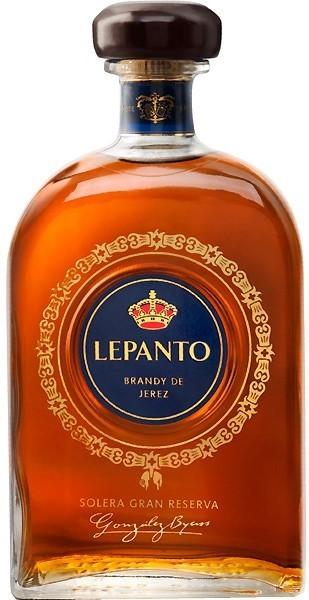 Brandy Lepanto Solera Gran Reserva - Spanien