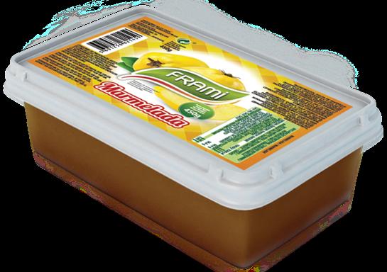 Quittenmarmelade - Marmelada de Marmelo 450gr. - Frami - Portugal