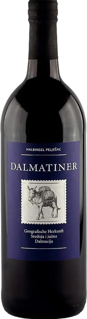 Badel Dalmatiner 1 Liter - Rotwein - Dalmatien - Kroatien