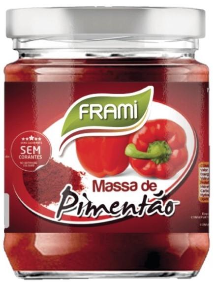 Paprikagewürzpaste - Massa de Pimentao Frami