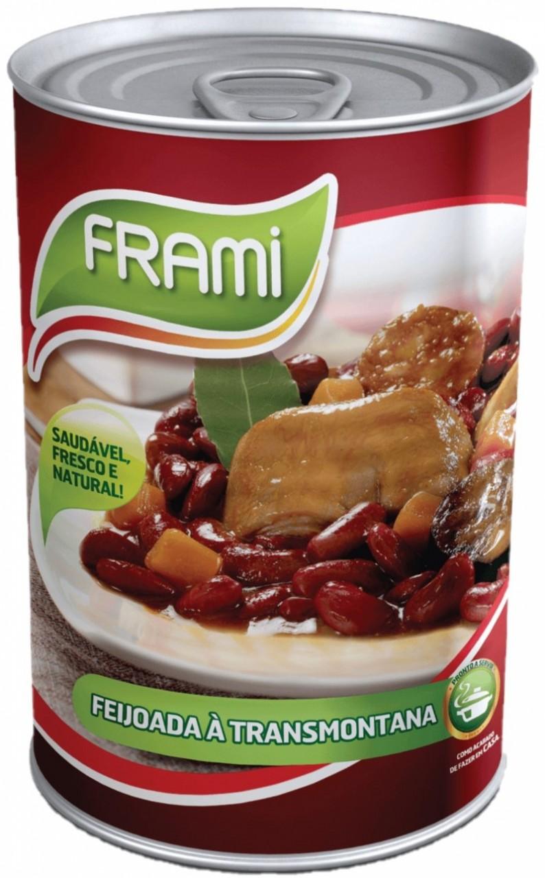 Feijoada à Transmontana 425gr. - Bohneneintopf - Fertiggericht - Frami - Portugal