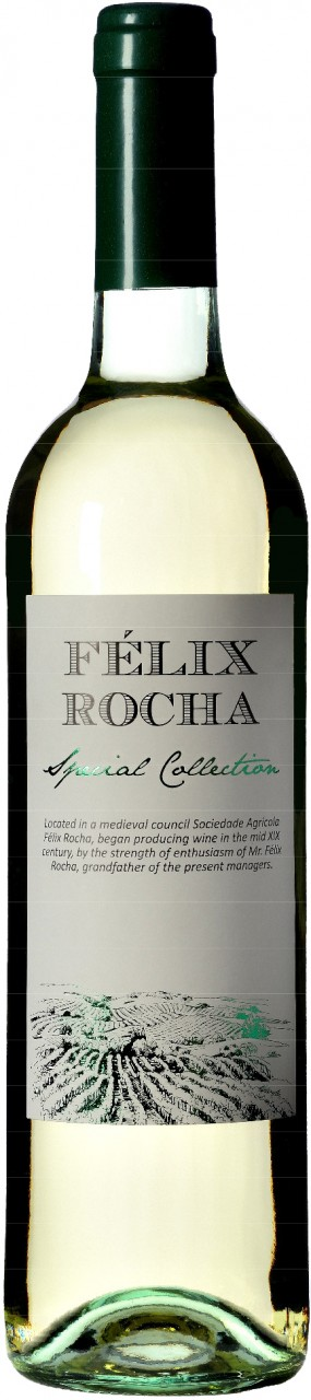 Felix Rocha Special Collection Branco