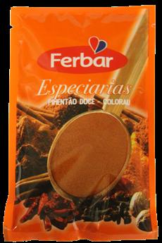 Paprikapulver mild - Pimentão Doce (Colorau)