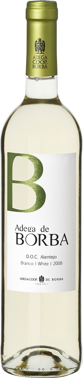 Adega de Borba Branco - Weißwein - Alentejo - Portugal