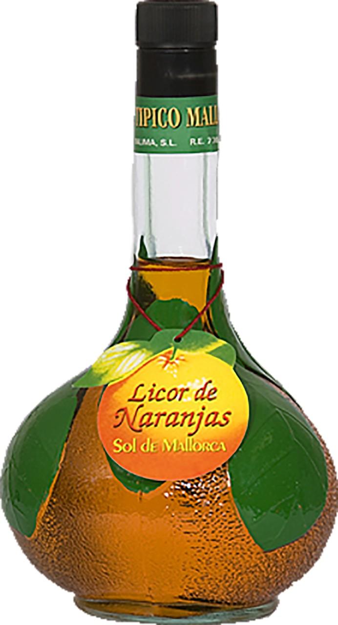 Orangenlikör - Licor de Naranja