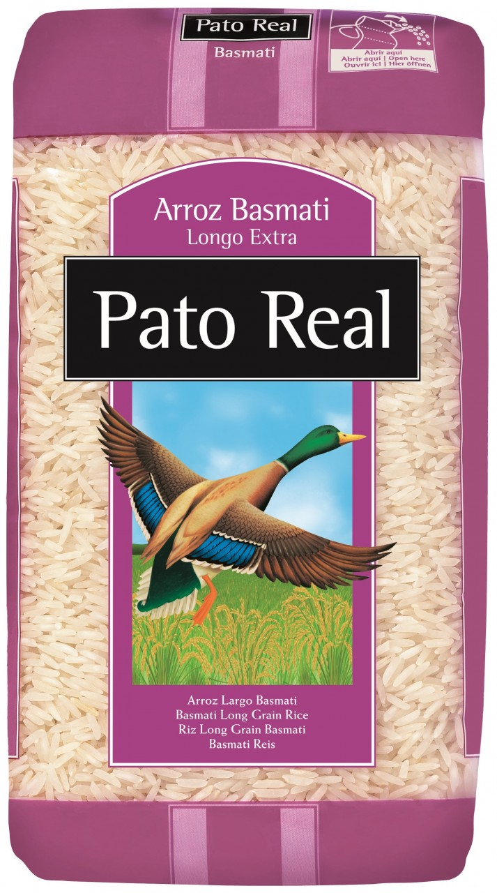 Basmati-Reis - Arroz Basmati - Pato Real - Portugal