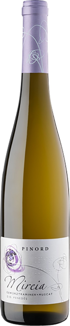 Mireia Blanco - Gewürztraminer - Weißwein - Penedès - Spanien