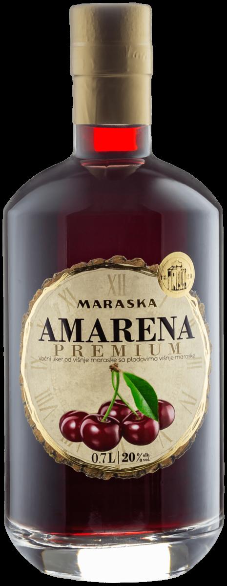 Maraska Amarena Premium - Sauerkirschlikör Premium