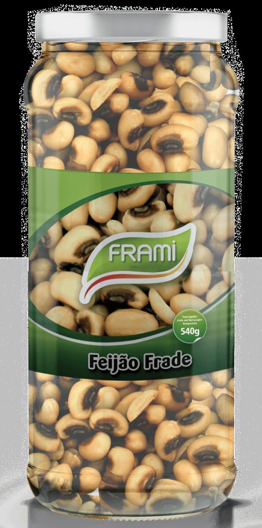 Augenbohnen gekocht - Feijão Frade Cozido