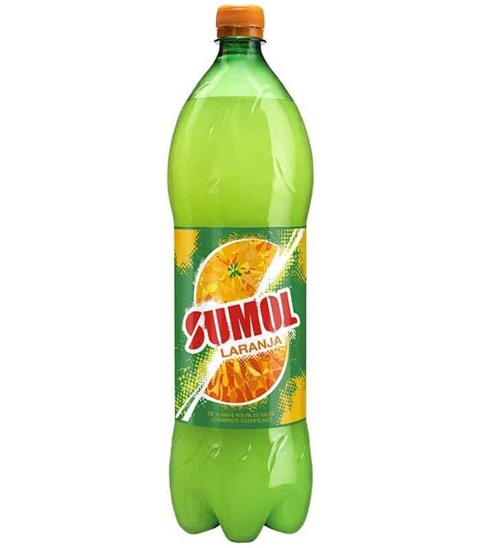 Orangenlimonade Sumol - Sumol de Laranja