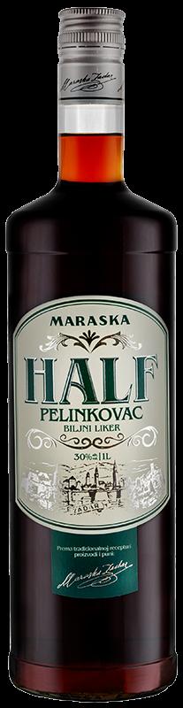 Maraska Half Pelinkovac - Kräuterlikör