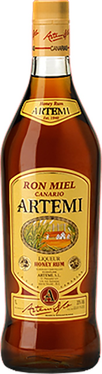 RomMiel Artemi - Rum mit Honig - Gran Canaria - Spanien