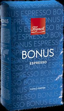 Röstkaffee Espresso Bonus - Kava Bonus Franck 1 Kg - Kroatien