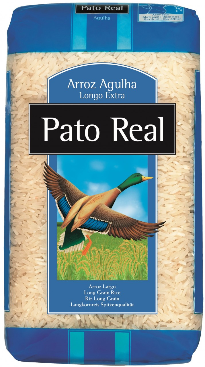 Langkornreis - Arroz Agulha Pato Real