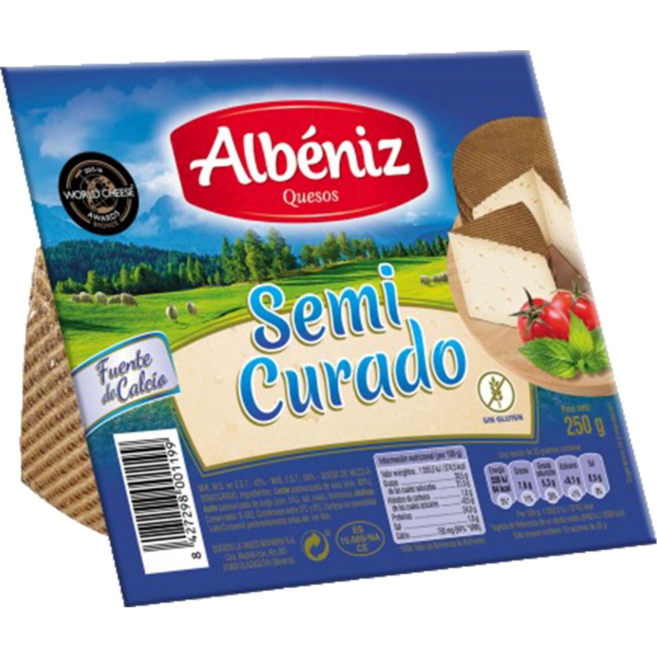 Mischkäse Albeniz 250 gr.