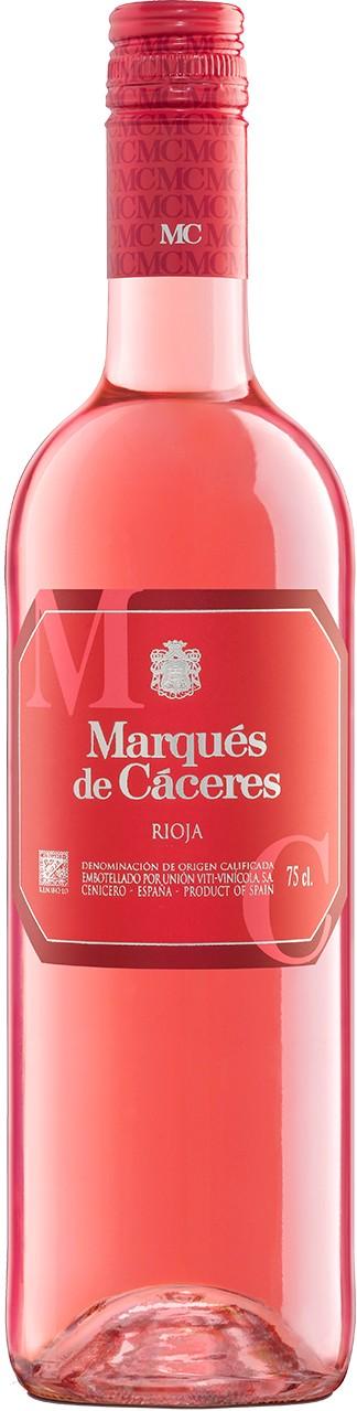 Marques de Caceres Rosado - Rosewein - Rioja - Spanien